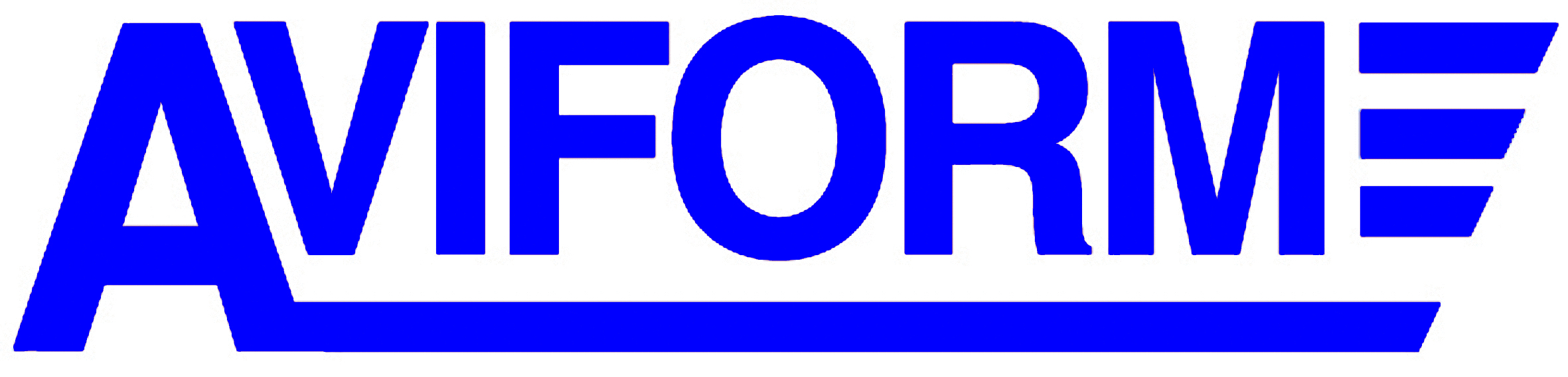 Aviform_Logo_blue_2362_x_569